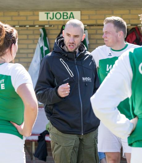 De Dreu ook volgend seizoen coach van Tjoba