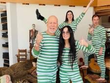 L'étrange confinement de Bruce Willis et Demi Moore