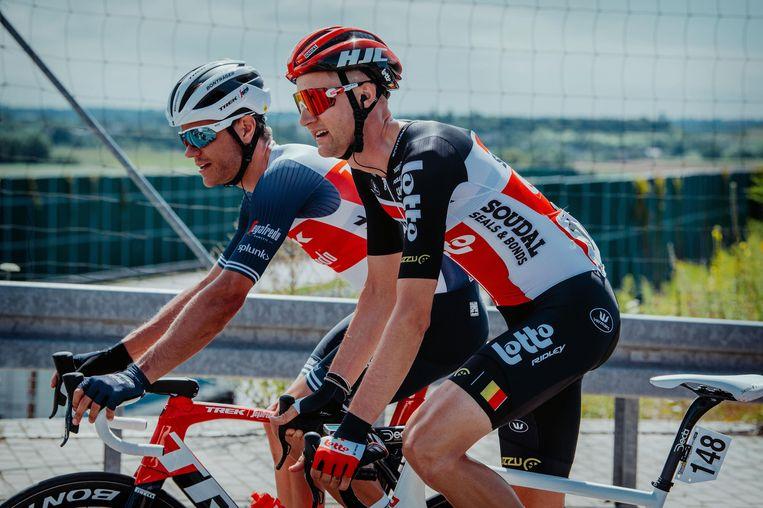 Tim Wellens was in 2017 de eerste winnaar van de Ronde van Guangxi.