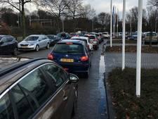 Verkeersdrukte Gruttostraat doorn in het oog van D66 Den Bosch