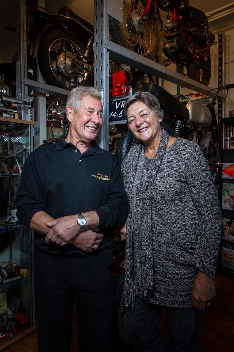 Jaap en Ellen de Jong Beeld Dingena Mol