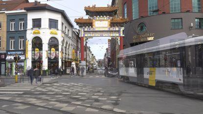 """Restauranteigenaar Chinatown Antwerpen: """"Mensen blijven echt thuis door angst voor coronavirus"""""""