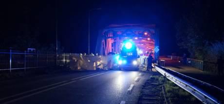 Man (30) veroorzaakte zwaar ongeval in Nederasselt met alcohol op