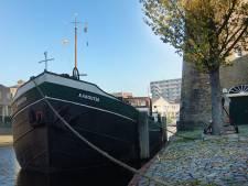 Kunstenaars wonen en werken vanaf zomer op voormalig motorschip de Kabouter