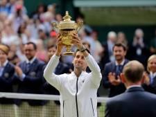 Djokovic wint vijfde Wimbledon-titel na epische finale