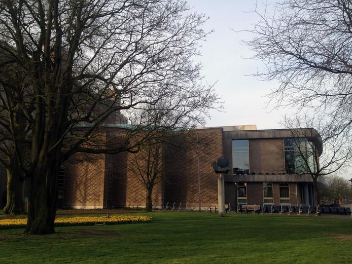 Het Parktheater in Eindhoven.