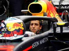 Ricciardo start achteraan vanwege  gridstraf