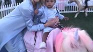 Eerste verjaardag van Khloé Kardashians dochtertje wordt extravagant feestje: wat gaat dat geven als ze 18 wordt?