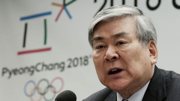 Cho Yang Ho.