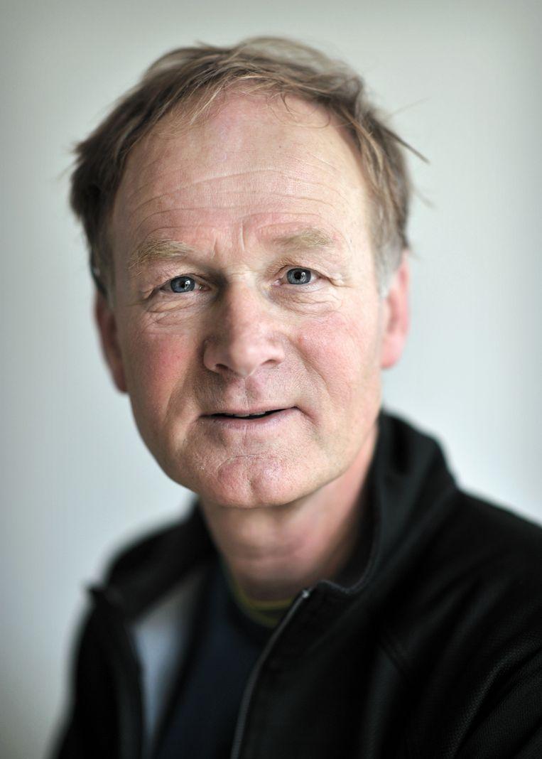 Harm Kuipers, in 2012.  Beeld Joost van den Broek