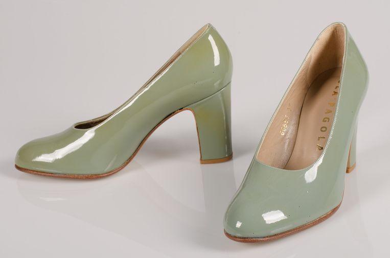 Schoenen van Lola Pagola. Beeld Collectie Centraal Museum, Utrecht