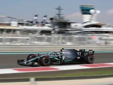 Valterri Bottas le plus rapide de la première séance d'essais libres du GP d'Abou Dhabi