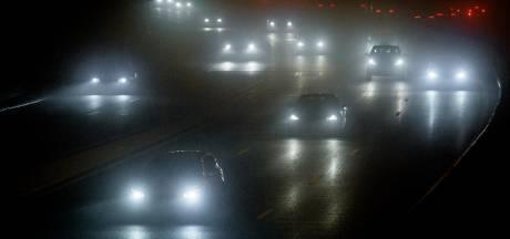 Code geel: KNMI waarschuwt voor dichte mist in Overijssel, Flevoland en Drenthe