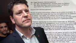 Brief van klokkenluiders opgedoken die Meeuws wellicht de das omdeed bij De Lijn