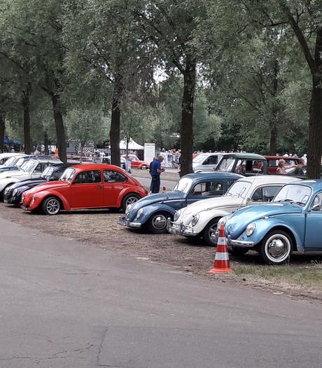 Allemaal verliefd op dat Duitse autootje tijdens Internationaal Kever Weekend