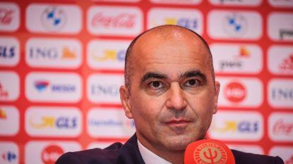 """Martínez verrast met 5 nieuwe namen die tegen Ivoorkust zullen spelen: """"Hen uitproberen op specifieke posities"""""""