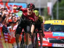 Van Baarle wint laatste rit in Dauphiné, eindzege voor Fuglsang