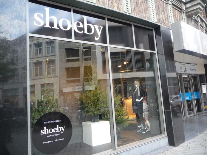 Kerst bij Shoeby