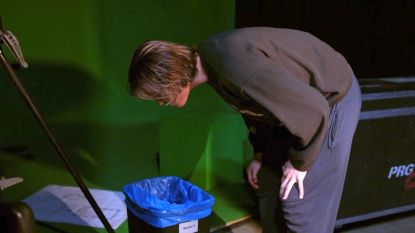 Ian Thomas verslikt zich in pikante peper en dat loopt niet goed af