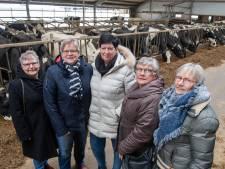Vrouwen uit heel Overijssel strijken neer op bedrijven in Kop van Overijssel