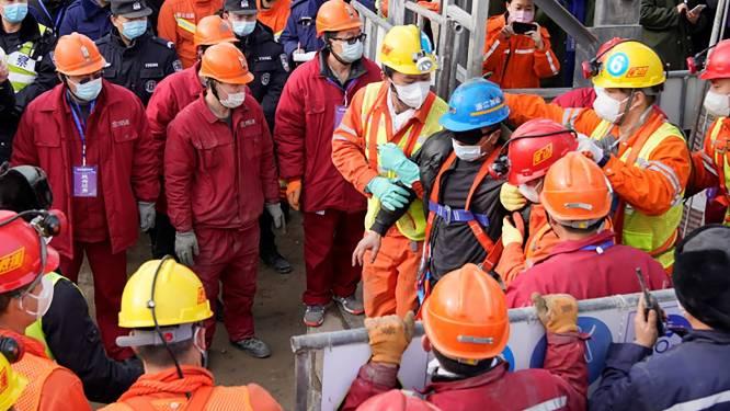 Negen Chinese mijnwerkers dood aangetroffen na explosie in goudmijn