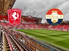 Efficiënt FC Twente ontvangt Willem II
