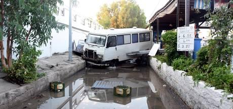 Turkse en Griekse kust getroffen door aardbeving