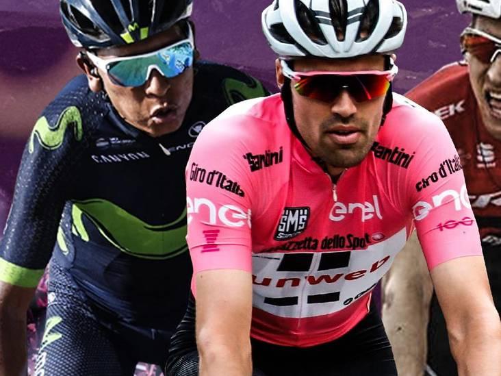 Rolland wint na lange aanval, Dumoulin blijft veilig in roze