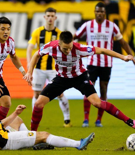 Vitesse oefent in voorbereiding op nieuwe seizoen tegen PSV