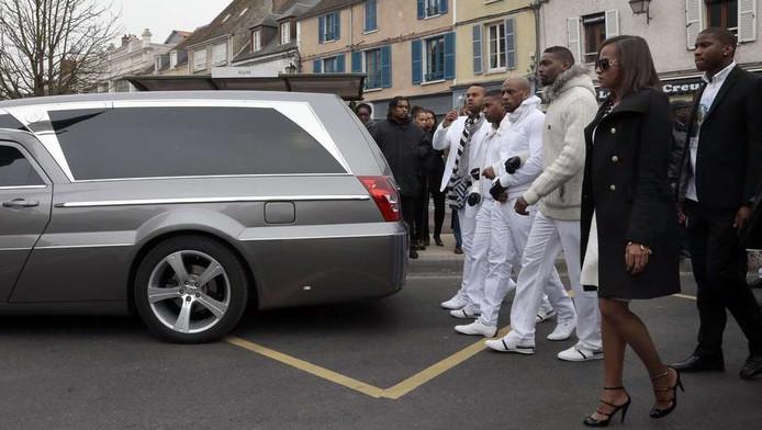 Funérailles de Gérald Babin le 5 avril à Nemours
