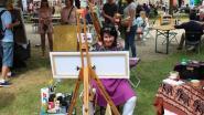 Truiens Begijnhof wordt opnieuw omgetoverd tot kunstenaarsdorp Montmartre