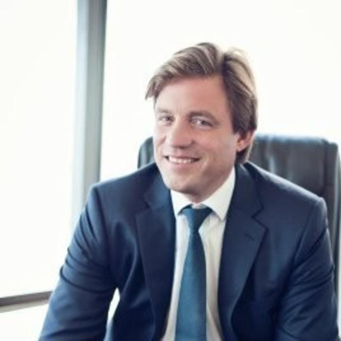 """Algemeen directeur Peter van den Driest van Philip Morris Holland: ,,Er blijven 300 vaste arbeidsplaatsen in Bergen op Zoom."""""""