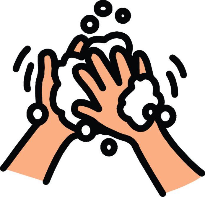Iedereen die de PI Vught binnenkomt, moet voortaan verplicht handen wassen.