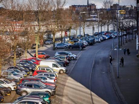Dit zijn de nieuwe tarieven voor parkeren rond het centrum in Rotterdam