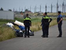 Flinke hoeveelheid drugsafval gevonden in Benthuizen
