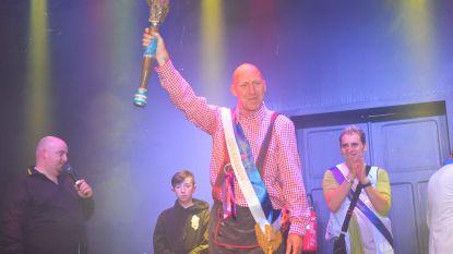 'Polle' Bierprins, Jari en Sofie Prins en Prinses Carnaval