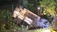Alarm in Spanje leidt naar ongeval op Kemmelberg: bestuurder laat auto achter en wandelt gewoon weg