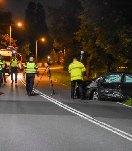 Twee gewonden na aanrijding in Gouda