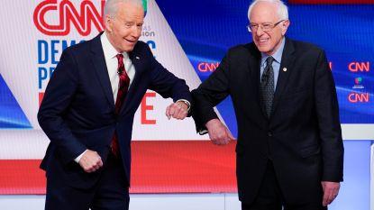 Gooit Bernie Sanders ook de handdoek in de ring?