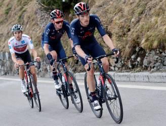 LIVE GIRO. Dennis blijft doorkachelen, Geoghegan Hart en Hindley strijden in z'n wiel om winst in de Giro!