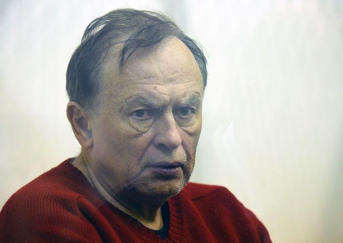 Oleg Sokolov.