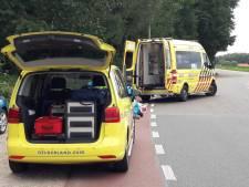 Belgische toeriste gewond door val van fiets in Groesbeek