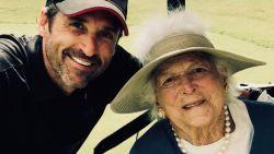 """Sterren staan stil bij dood Barbara Bush: """"Het was een eer om jou een vriendin te noemen"""""""