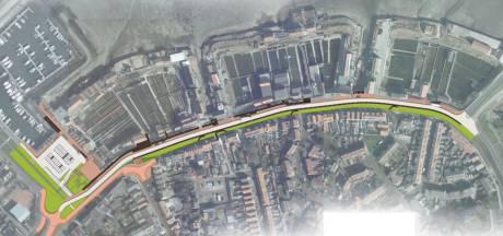 Plan voor herinrichting Havendijk Yerseke is klaar en twee ton duurder
