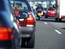 Ongeval A16: weg weer vrij richting Rotterdam