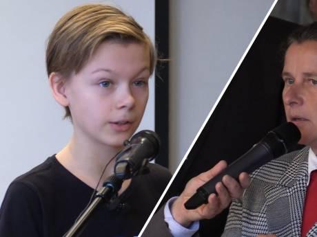 Commissaris van de Koning maakt abrupt einde aan verhit 'PVV-debat' over klimaatactivist Lars (12)