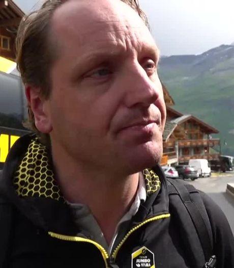 Les excuses du directeur sportif de Jumbo-Visma sanctionné par l'UCI