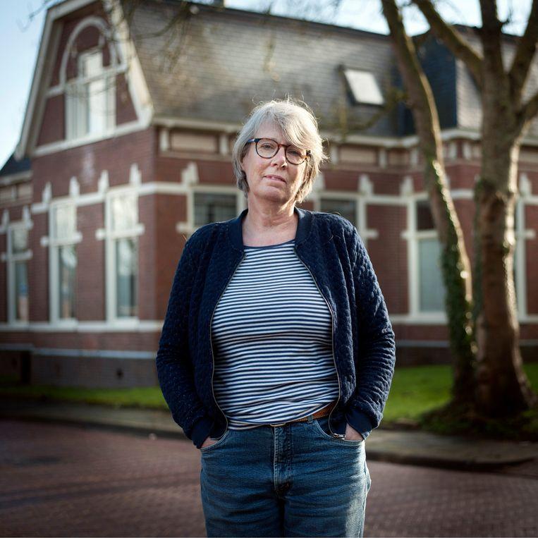 Jantje Schaafsma: 'De politiek in Nederland heeft me enorm teleurgesteld.' Beeld reyer boxem