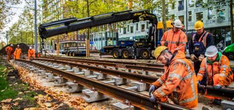 Dankzij deze keerlus kunnen straks meer mensen met de tram naar de Kuip
