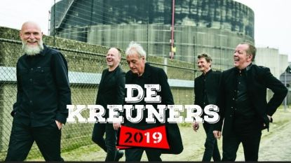 """De Kreuners komen naar Expo: """"Enige optreden in West én Oost-Vlaanderen"""""""